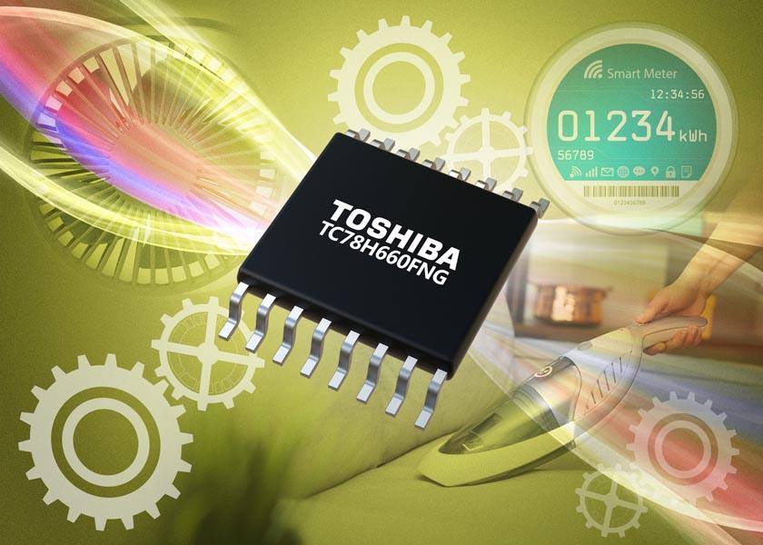Toshiba - TC78H660FNG
