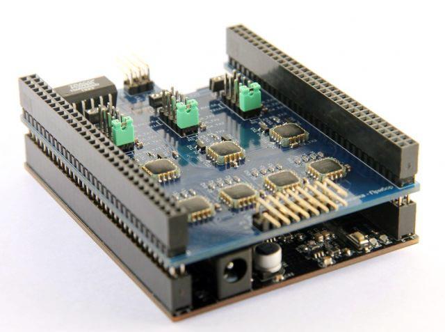 НПО «Физика» предлагает отладочный комплект Гармония для контроллера ARINC-429