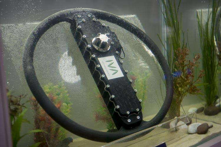 Ростех представил модернизированную гарнитуру для разговоров под водой