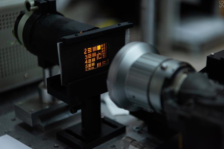 Российские ученые создают самую чувствительную видеокамеру вмире