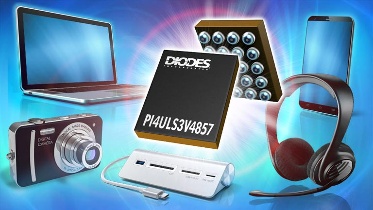 Diodes - PI4ULS3V4857