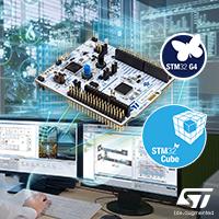 Использование экосистемы STMicroelectronics подключение датчиков STM32G4
