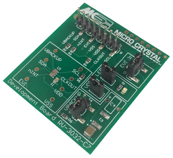 Оценочная плата для модуля RV-3032-C7