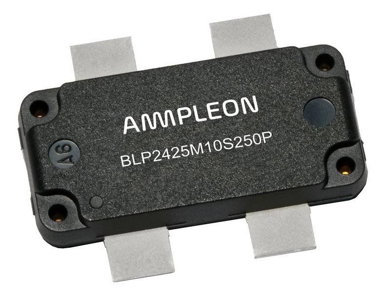Ampleon cost-optimised 250W LDMOS 2.45GHz ISM