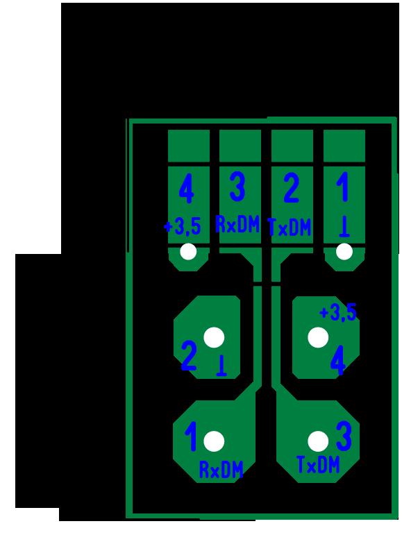 Фасонно-фрезерный станок Genmitsu компании SainSmart может удалять фольгу с фольгированного материала, чтобы изготовить печатную плату.