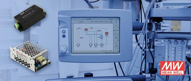 Компания Компэл приглашает на вебинар «Главное — пациент: надежные источники питания Mean Well для медоборудования»