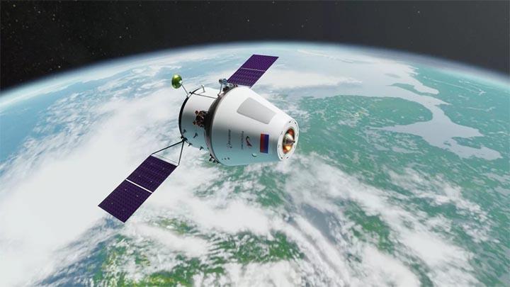 В РКС испытали черный ящик для космического корабля «Орел»