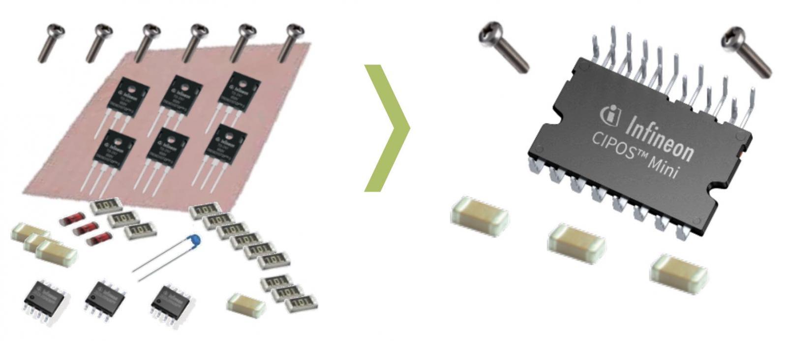 Infineon - IM828-XCC