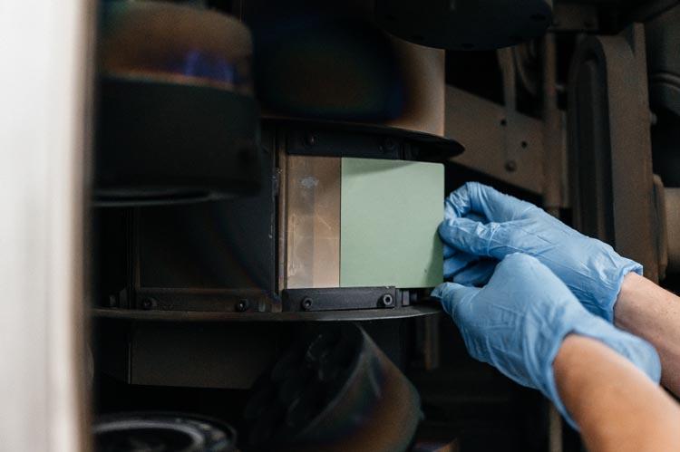 Ученые ТПУ предложили новый метод получения тонких электролитов для «сердца» водородной энергоустановки