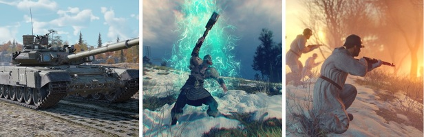 Игры War Thunder, CRSED: F.O.A.D. и Enlisted запустили на российском процессоре «Эльбрус»