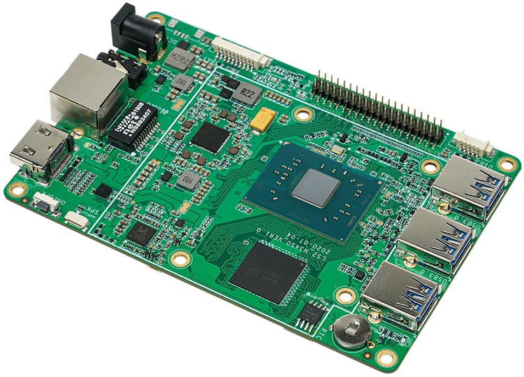 Low-cost Intel-based SBC aims to address «Digital Divide»