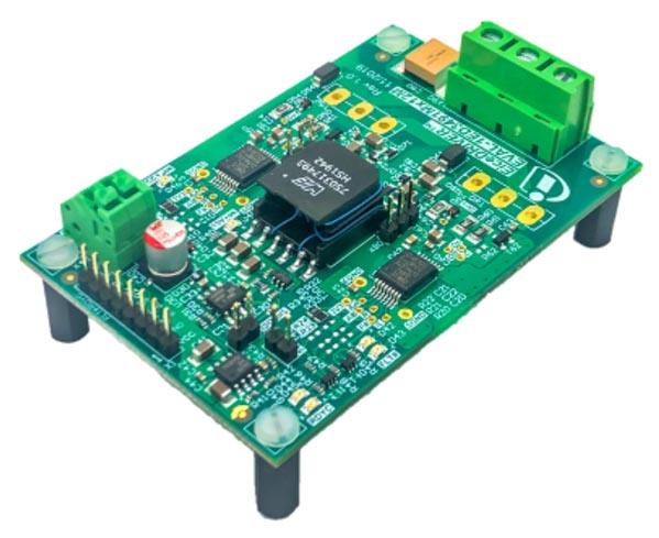 The EVAL-1ED3491MX12M Evaluation Board