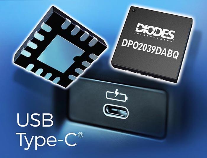 Diodes - DPO2039DABQ