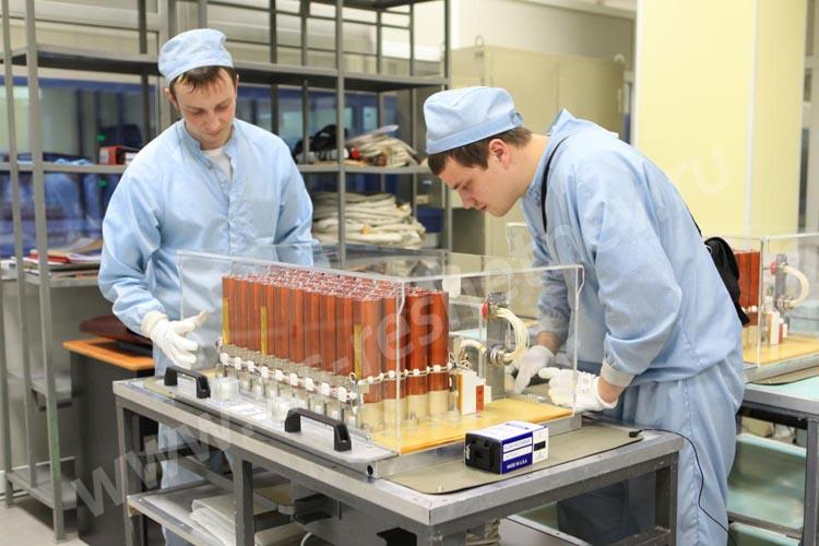 «ИСС» имени М.Ф.Решетнёва» будет покупать источники питания французской фирмы SAFT