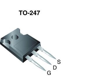 Datasheet Vishay SiHFP450