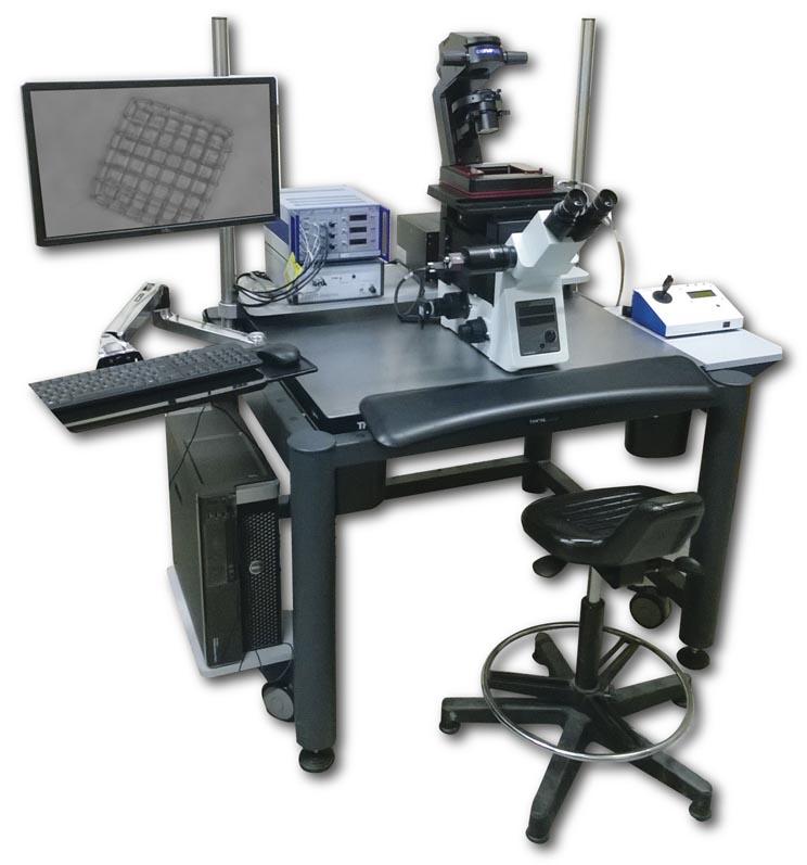 Ultra-High Resolution 3D-Printing System µFAB-3D