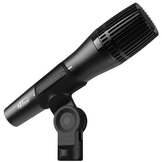 Российская премьера нового микрофона «Октава МК-207» состоится в Самаре