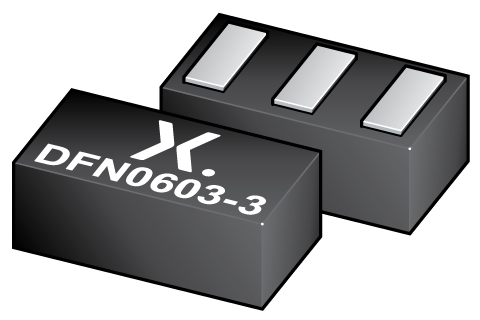 Datasheet Nexperia PESD4V0Z2BCDF