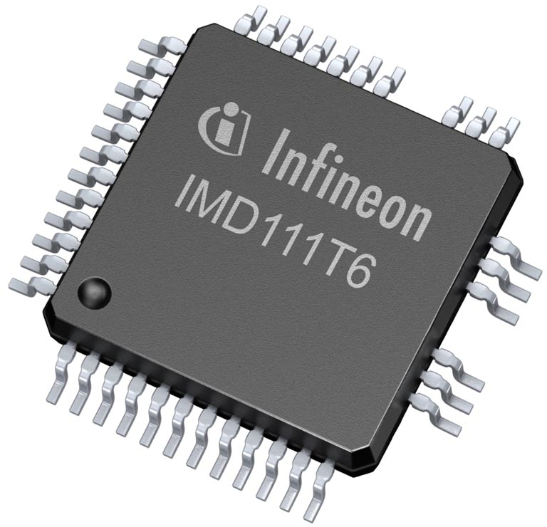 New iMOTION SmartDriver family IMD110 three-phase
