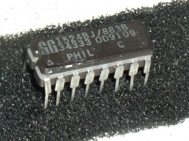 The first control IC dedicated to switching power supply.