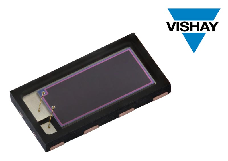 Vishay представляет быстродействующий PIN-фотодиод для биосенсоров носимых устройств