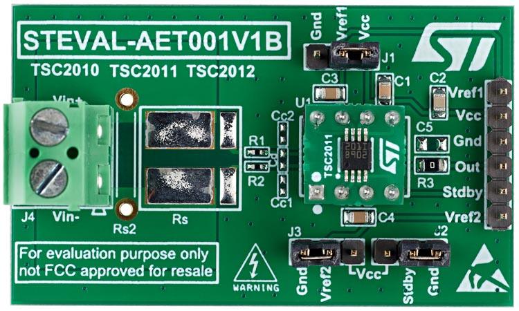Оценочный набор STEVAL-AETKT1V2