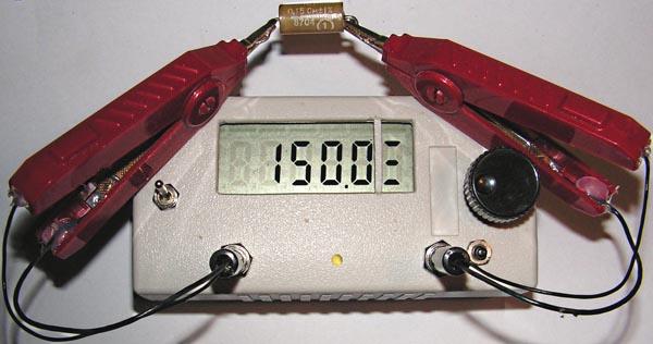Измерения (первый диапазон) сопротивлений резисторов номиналом: (a) - 5.11 Ом 1% (С2-29В-1), (б) - 0.15 Ом 1% (С5-16МВ 1 Вт).