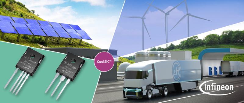 Карбид-кремниевые MOSFET серии CoolSiC шаг навстречу