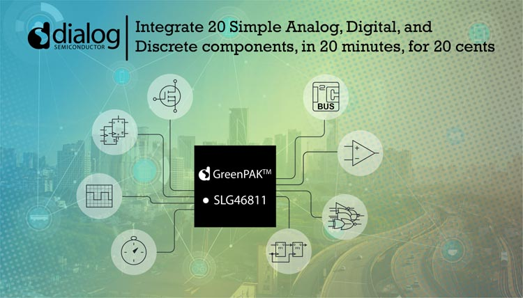 Dialog Semiconductor Adds Multi-Channel Input Capability
