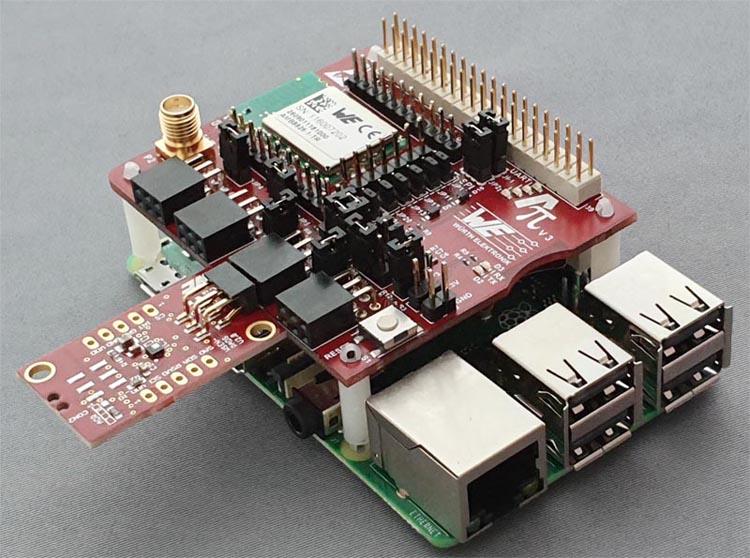 В качестве альтернативы, Würth Elektronik eiSos предлагает Amber-Pi