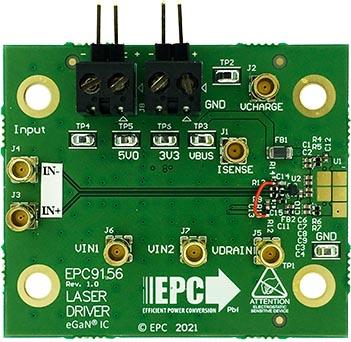 The EPC9156 Development Board
