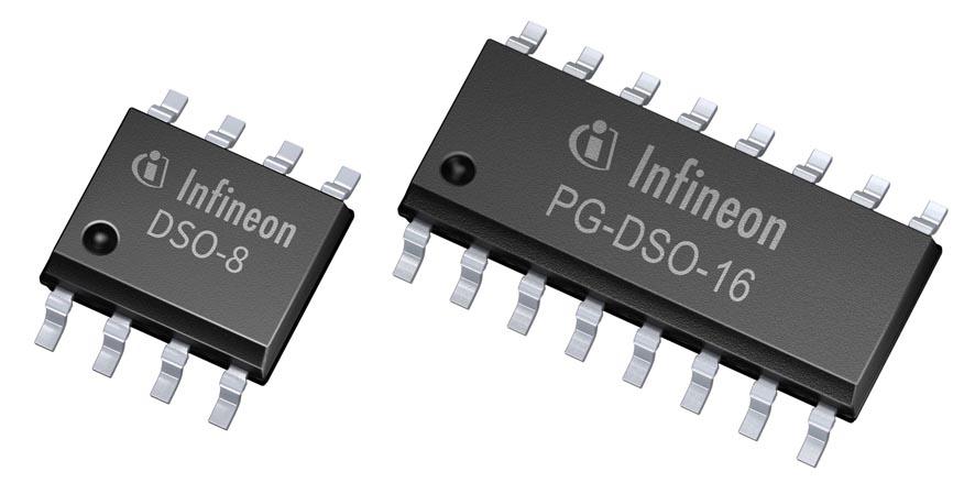 Infineon - 2ED2101, 2ED2103, 2ED2104, 2ED2110S06M