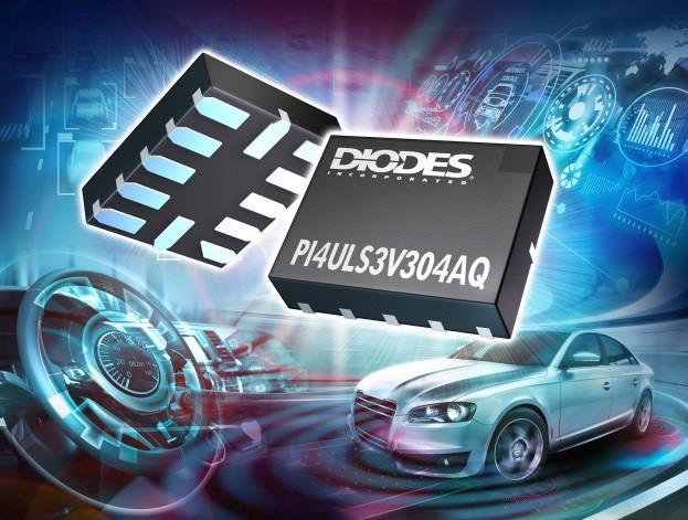 High-Speed Bi-Directional Dual Supply Level Shifter