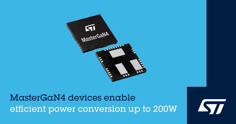 STMicroelectronics- MasterGaN4