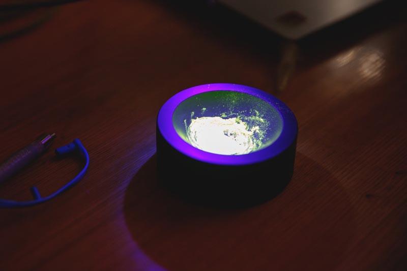 Красноярские учёные разработали дешёвый компонент для светодиодов