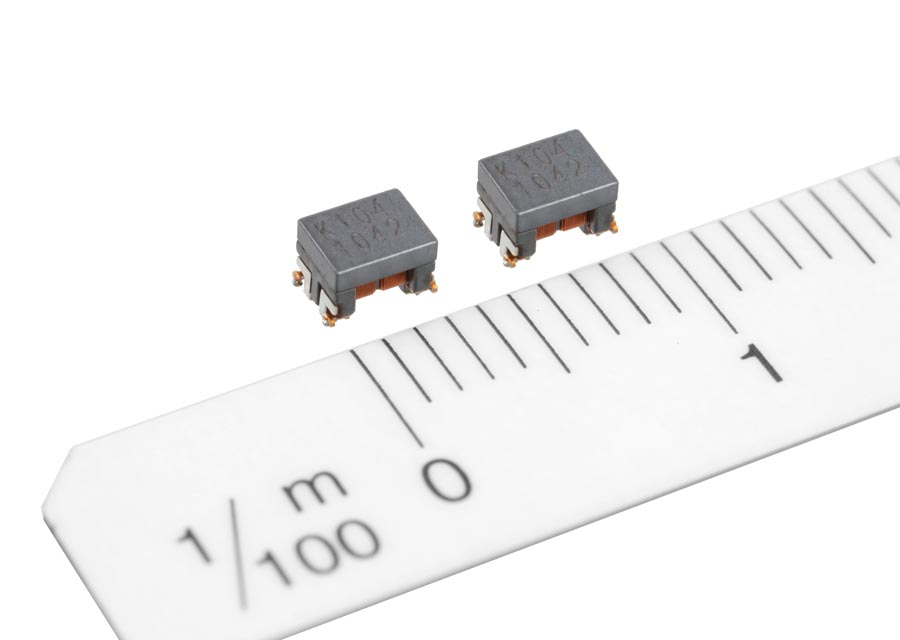 TDK announces new miniaturized common-mode chokes