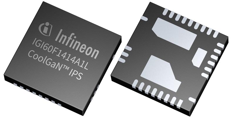 Infineon introduces CoolGaN IPS family applications