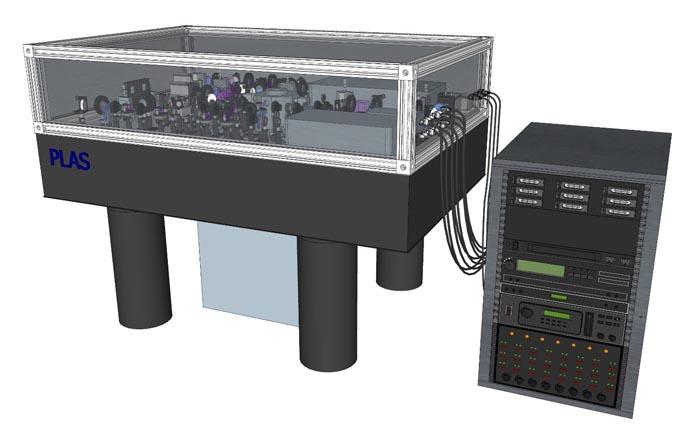 Новый патент Сколтеха программируемый поляритонный симулятор