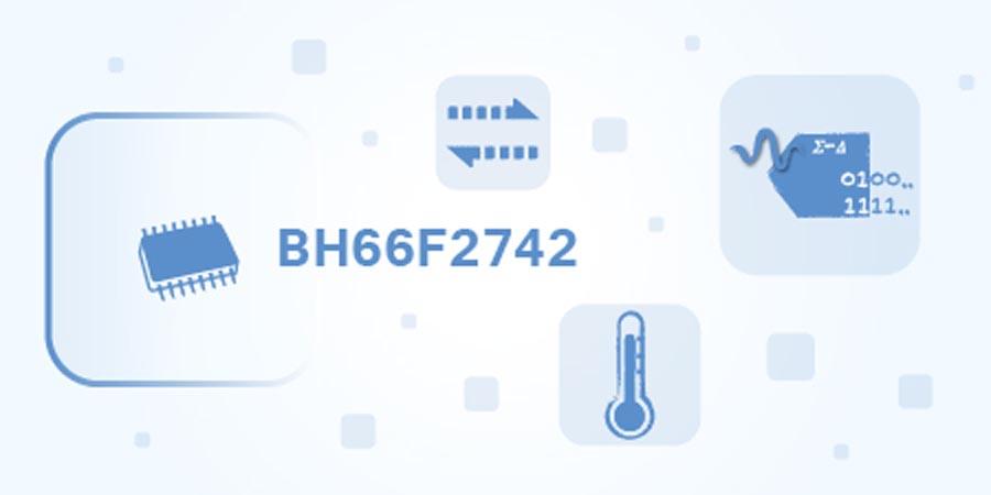 HOLTEK выпускает микроконтроллер для приложений точного