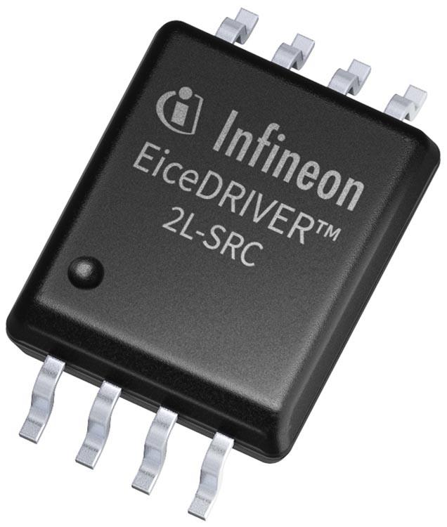 Infineon представляет новейшее семейство изолированных драйверов