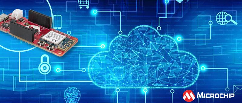Microchip для облачных вычислений в IoT