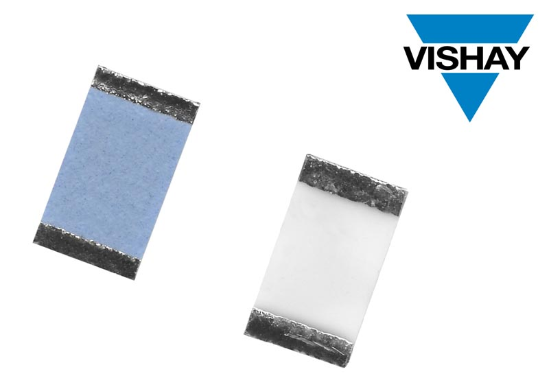 Vishay представляет новую серию прецизионных тонкопленочных резисторов P2TC