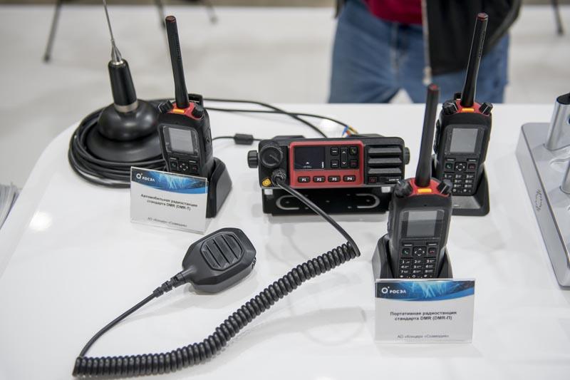 Ростех поставит МЧС России новейшие DMR-радиостанции