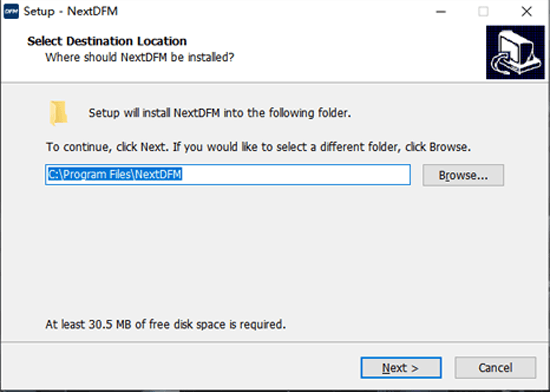 Почему я должен использовать NextDFM?