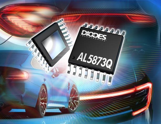 Новые драйверы светодиодов от Diodes упрощают конструкцию задних фонарей автомобилей