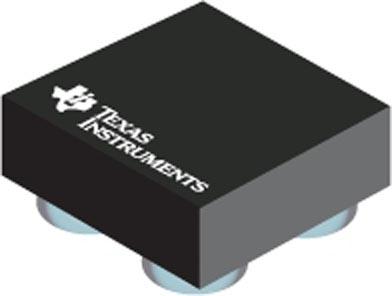 Texas Instruments анонсирует сверхтонкий высокоточный цифровой датчик температуры с напряжением питания от 1.2 до 1.8В