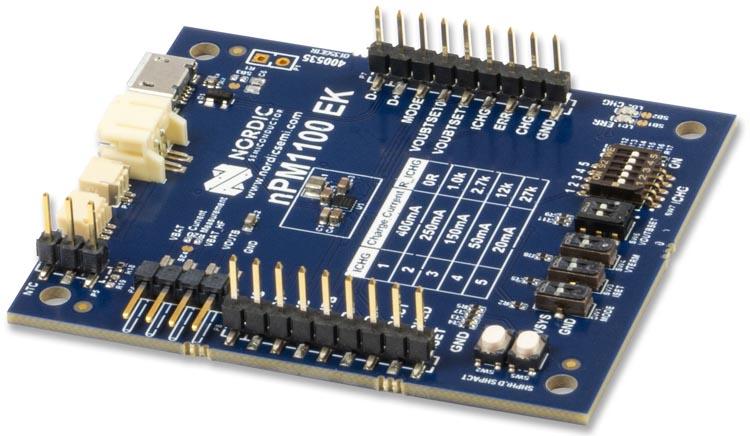 Оценочный набор для микросхемы nPM1100
