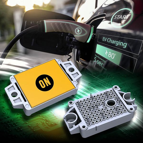 ON Semiconductor - NXH010P120MNF1,  NXH006P120MNF2