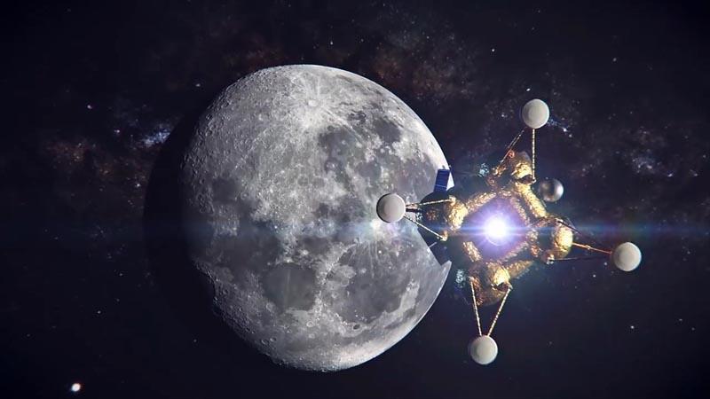 В РКС завершили производство бортовой аппаратуры для автоматической межпланетной станции «Луна-25»