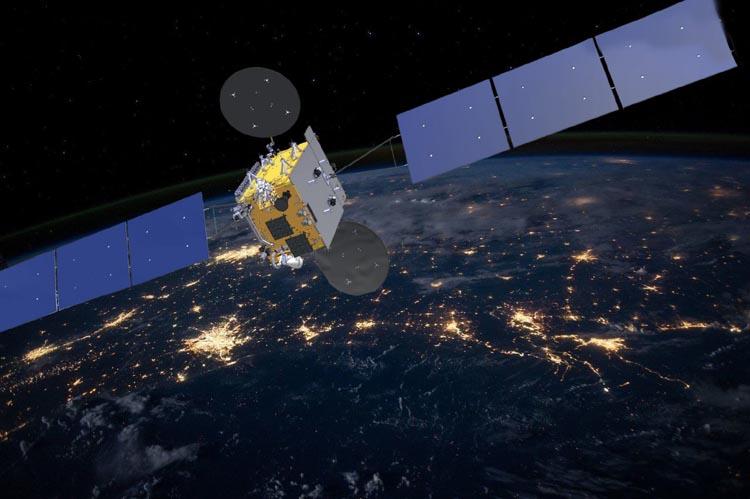 Аппаратура РКС для спутников «Экспресс-80» и «Экспресс-103» завершила испытания на орбите